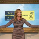 Awardmoderation |Kristina zur Mühlen |SolarWorld EinsteinAward |München 2016