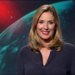 Kristina zur Mühlen moderiert nano |3sat