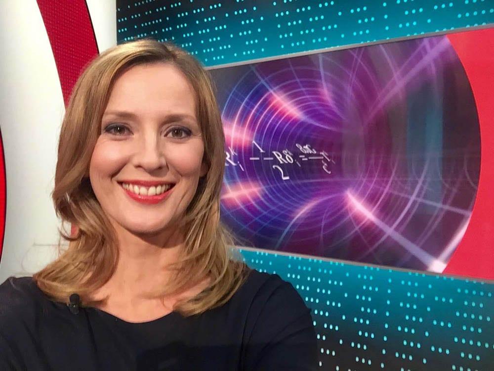 nano-Moderatorin Kristina zur Mühlen