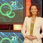 Presse-Foto der Wissenschafts-Moderatorin Kristina zur Mühlen für die neue Sendung Q21 | WDR-Fernsehen