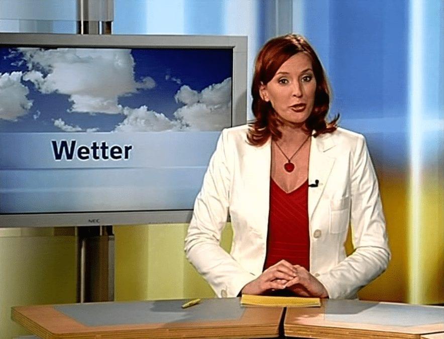 Kristina zur Mühlen moderiert Lokalzeit aus Aachen