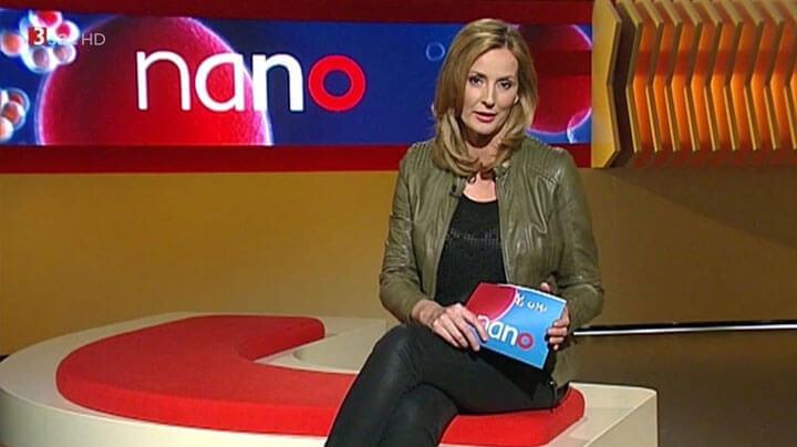 kristina zur Mühlen 3sat nano Moderatorin