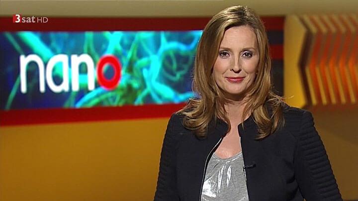 Nano Moderatorin Kristina zur Mühlen