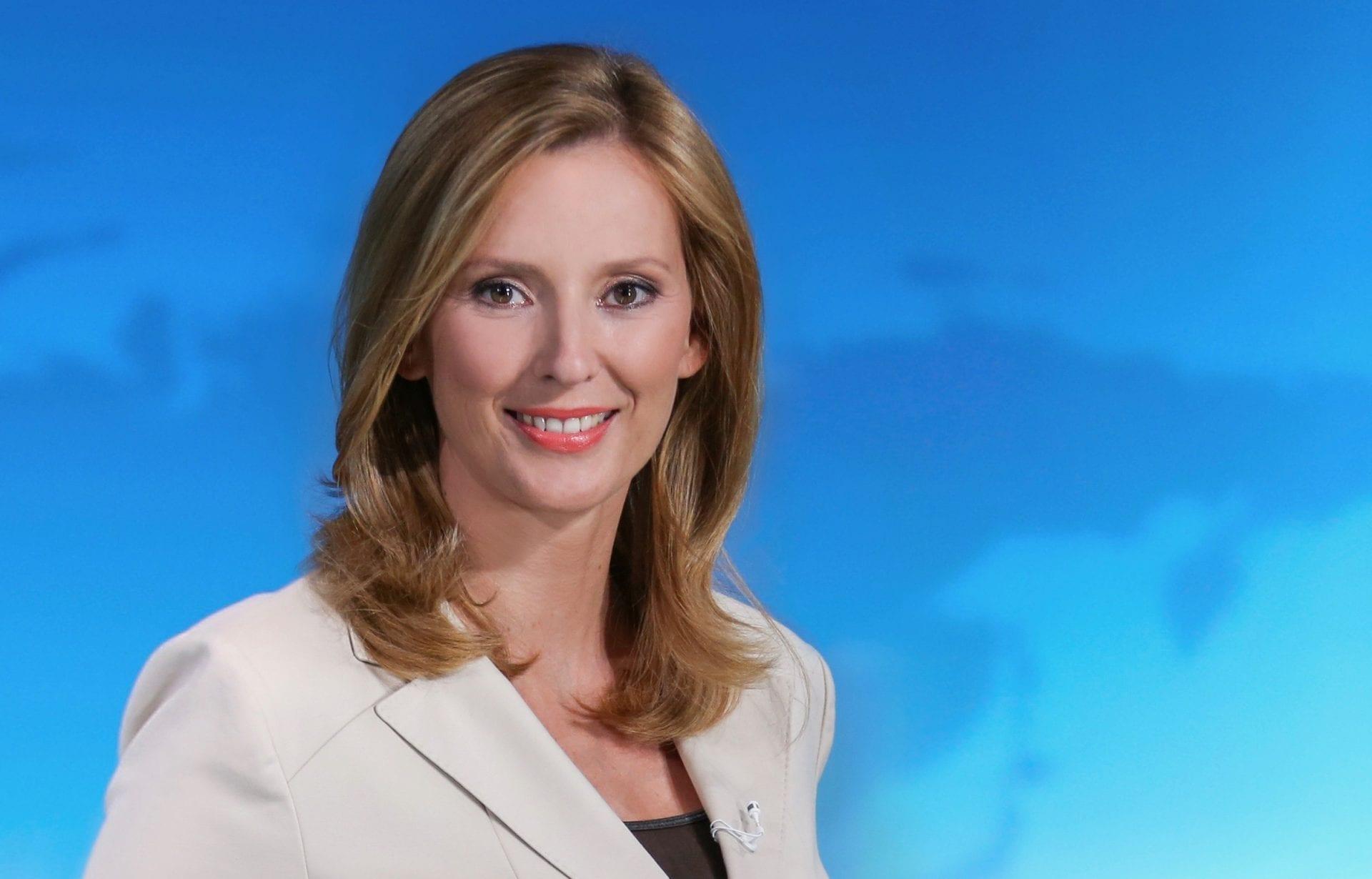 Tagesschau-Moderatorin Kristina zur Mühlen