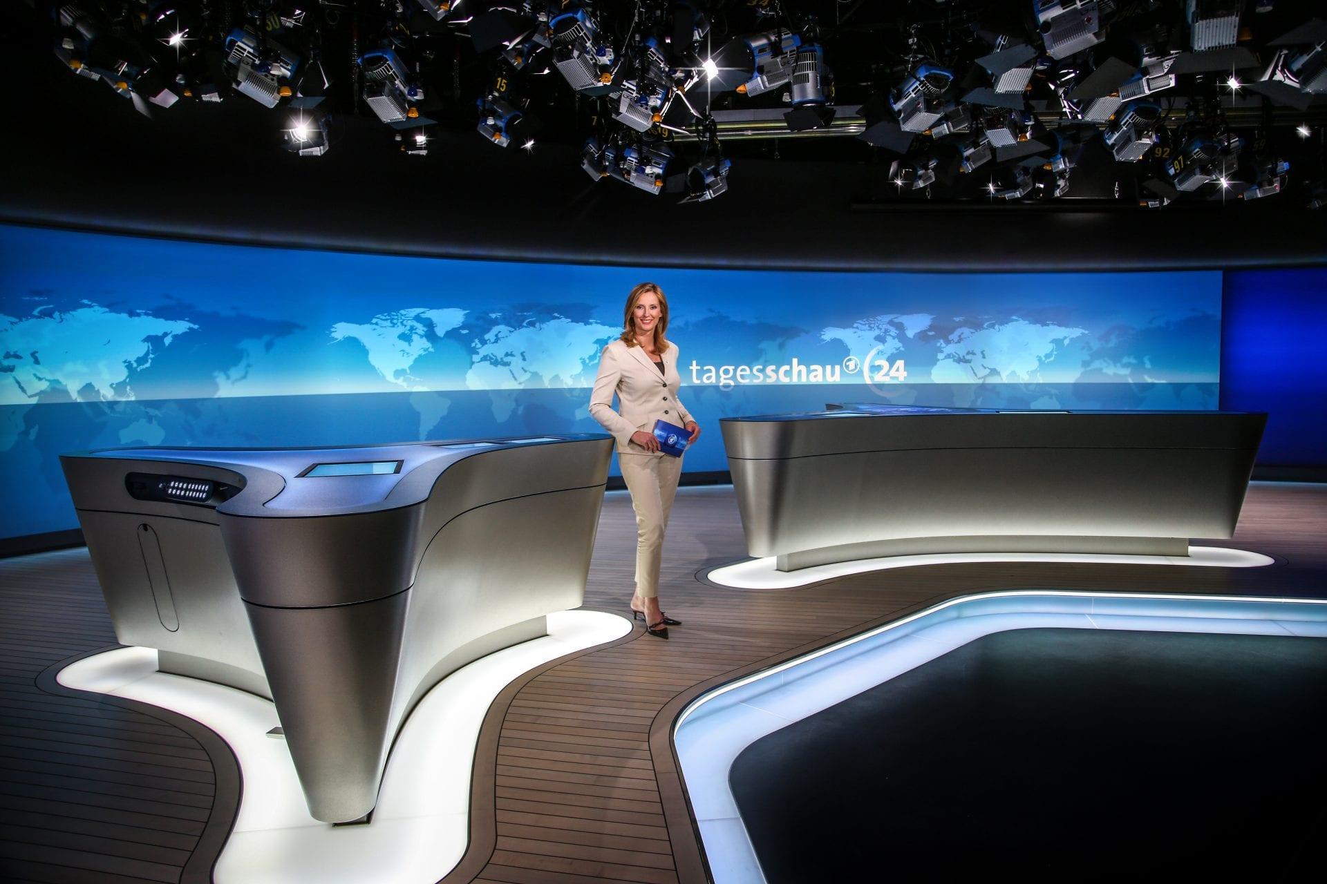 TV-Moderatorin Kristina zur Mühlen