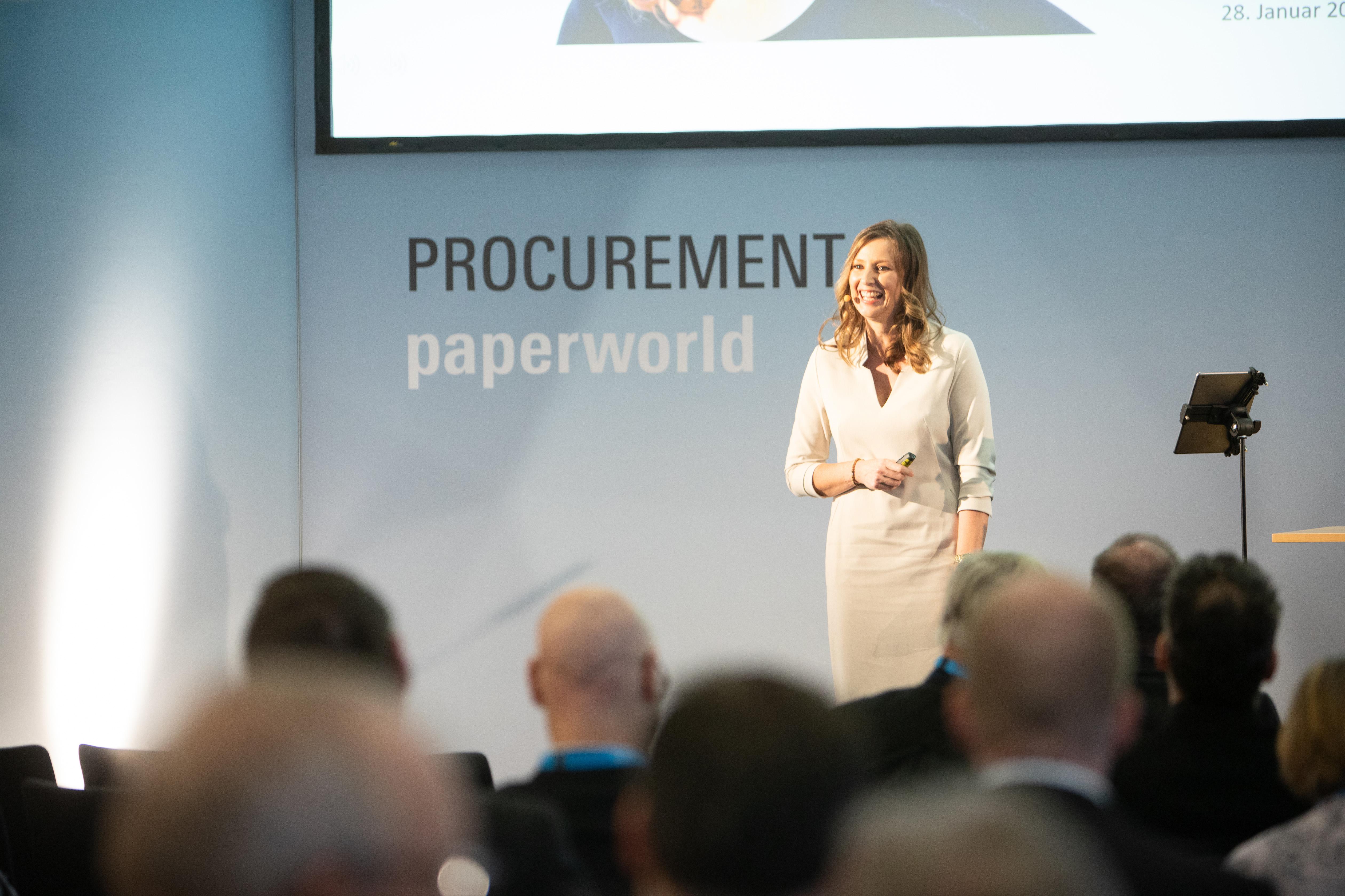 Keynote Speakerin Kristina zur Mühlen