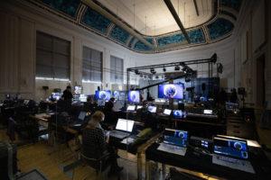 Das virtuelle Studio mit Regie