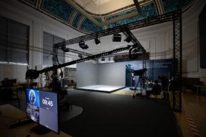 Das virtuelle Studio ohne digitale Effekte